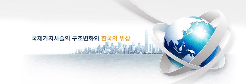 국제가치사슬의 구조변화와 한국의 위상